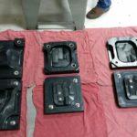 Aerospace Seal Compression Molded Parts