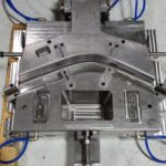 Injection Mold for Automotive Seal
